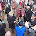 Bozkır'da 8 bin 500 fidan ücretsiz dağıtıldı.