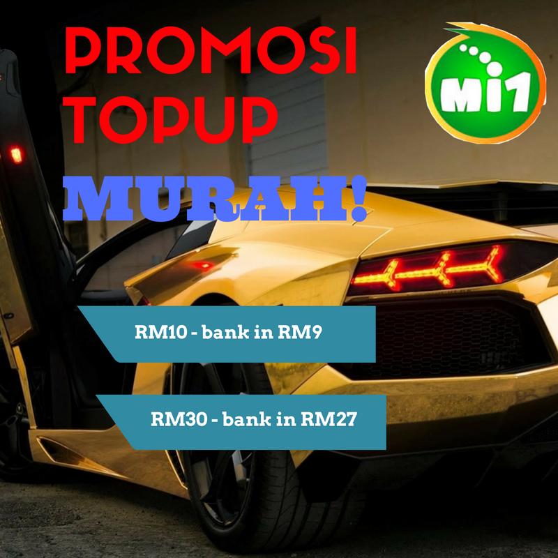 Promosi Topup