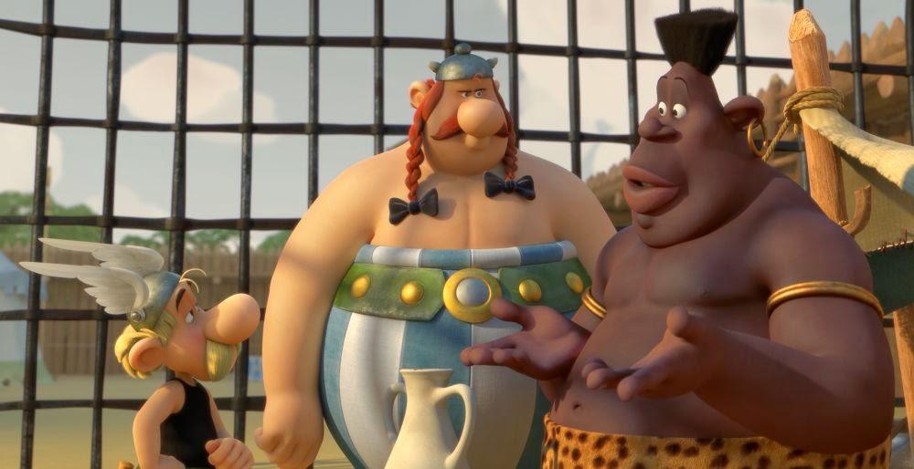 Asterix: Sídliště bohů (Astérix: Le domaine des dieux) – Recenze
