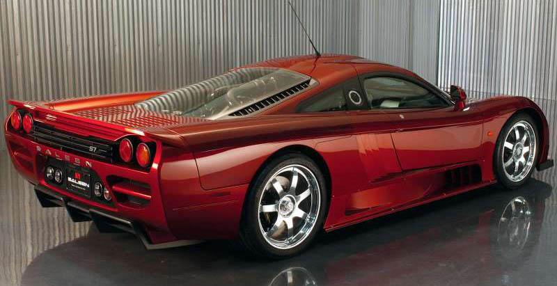 Top Super Luxury Cars Saleen S7 Twin Turbo 2005