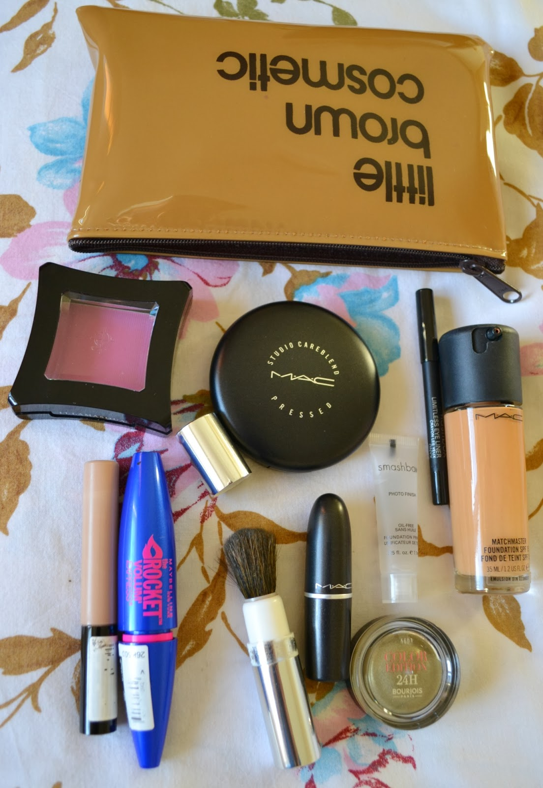 Makeup bag - Beauty by Eff
