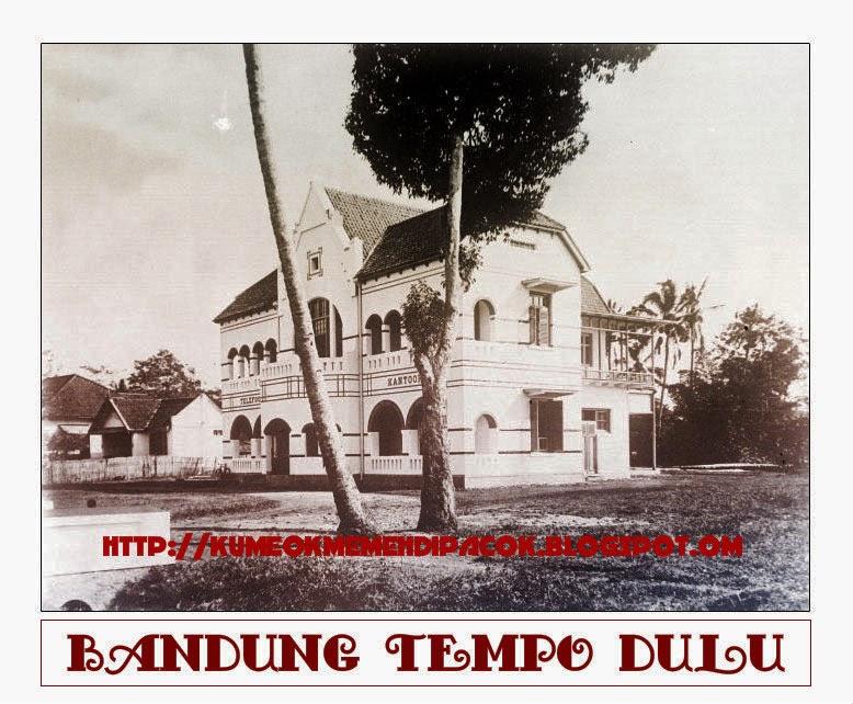 Foto Bandung Tempo Dulu