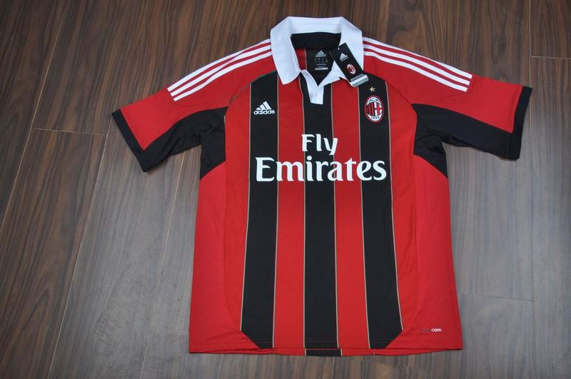 Jersey AC Milan 2012 Home