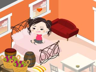 Cho-Kulit's room