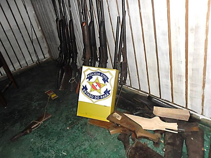 Sem polemica pris o de armeiro clandestino no munic pio for Horario oficina naviera armas