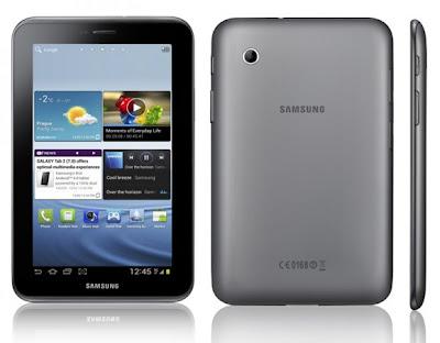 سامسونج جالاكسى تاب 2 - Samsung Galaxy Tab 2
