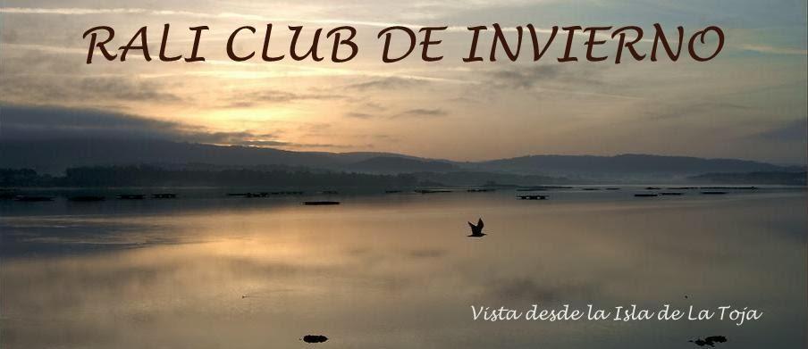 RALI CLUB DE INVIERNO