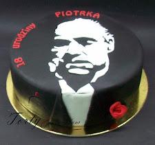 tort dla miłośnika filmów
