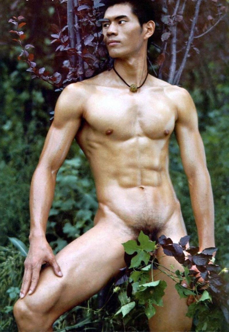 Hot gay male models naked