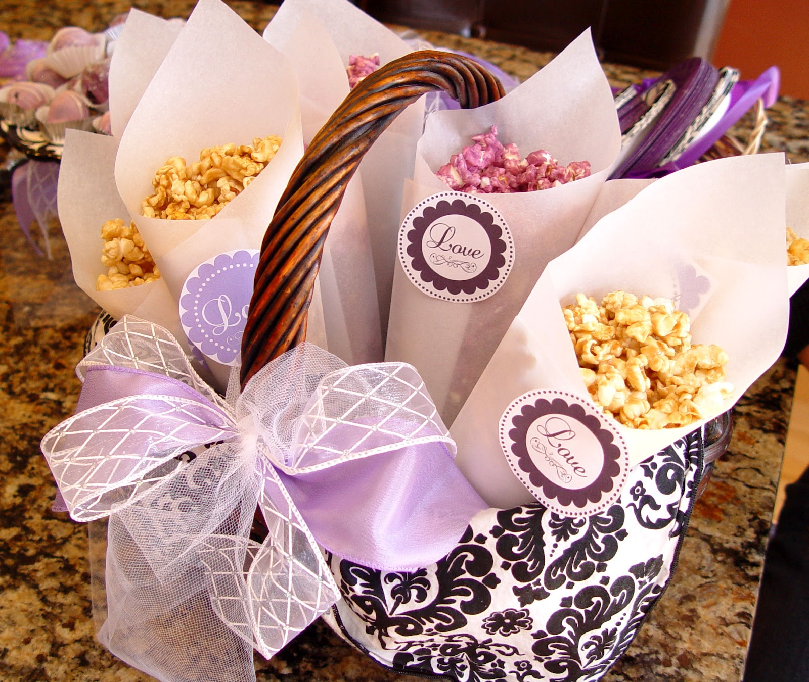 Giveaway} and How To Make A Parchment Paper Cone | Jamie Cooks It Up ...