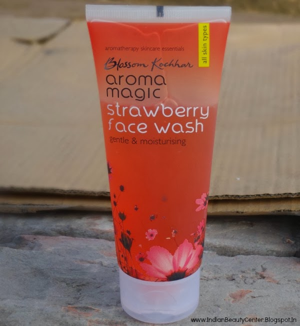 Aroma Magic Strawberry Face Wash Price in India