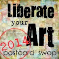 2014 Art Postcard Swap
