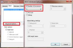 Core Prosesor Untuk Boot - cara mempercepat laptop windows 7