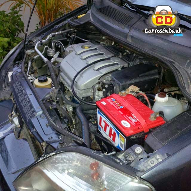 Renault 2002 motor