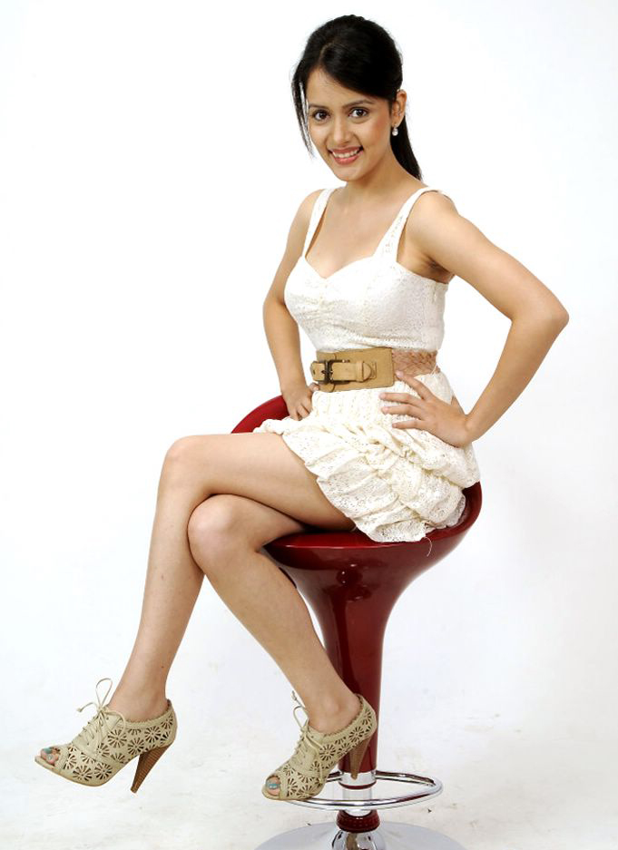 Sulagna Panigrahi White Shorts HD Photo shoot - Actress Host