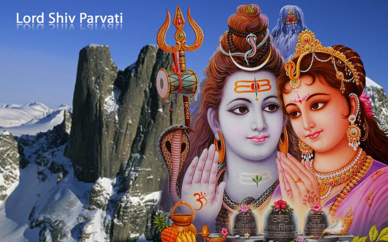Lord Shiva Family Hd Wallpaper Wallpapper