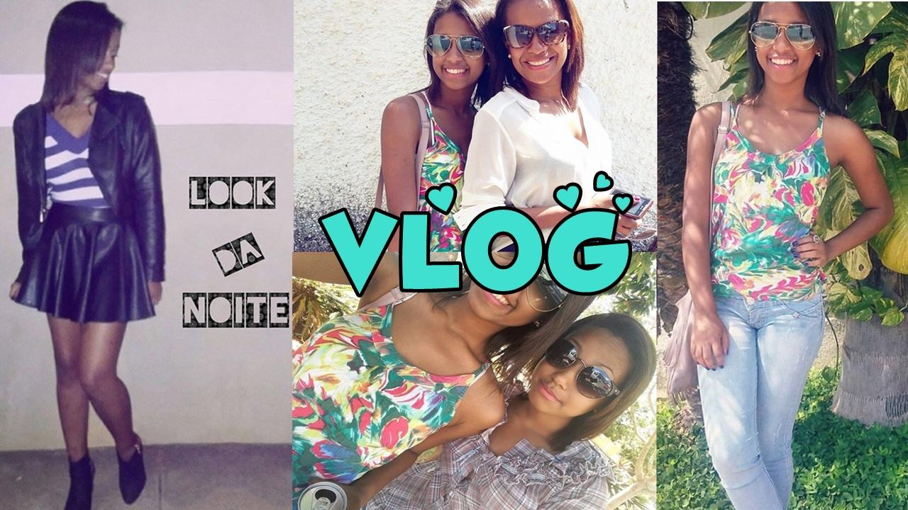 Vlog - Meu fim de semana