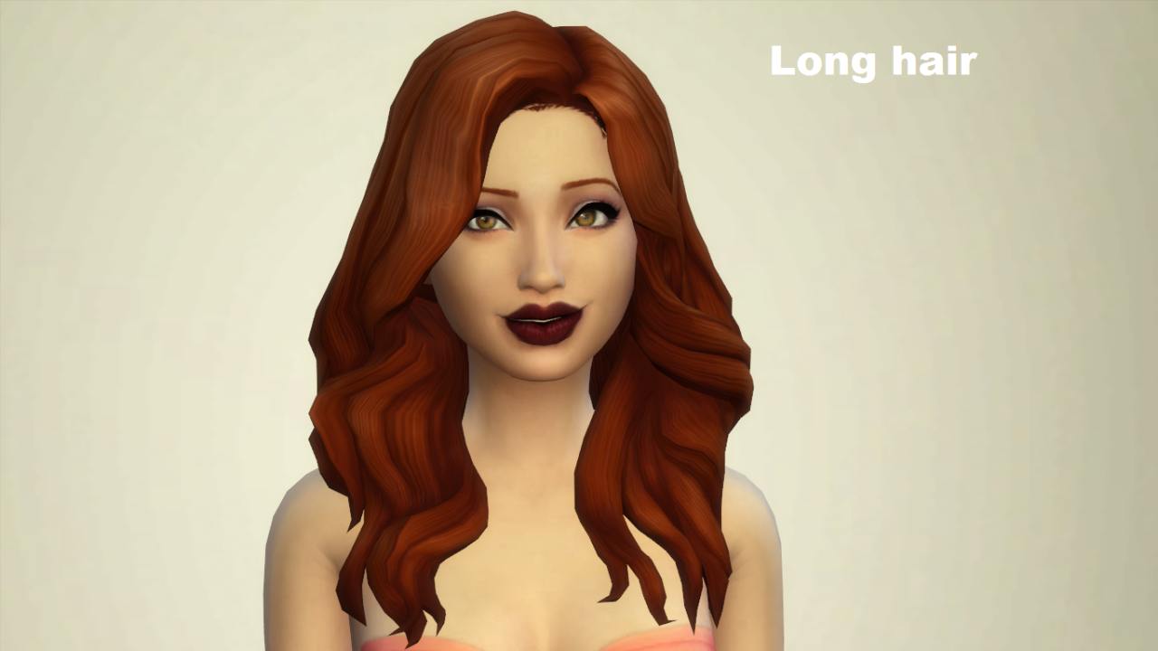 My Sims 4 Blog Hair For Females By Wildspit