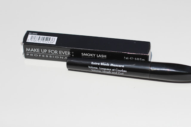 Makeup Forever Smokey Lash Mascara Review