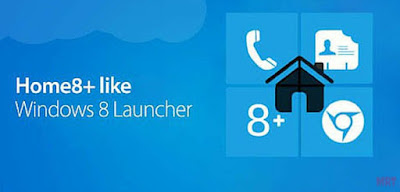 Free Download Home 8+ like Windows8 Launcher v4.0 APK