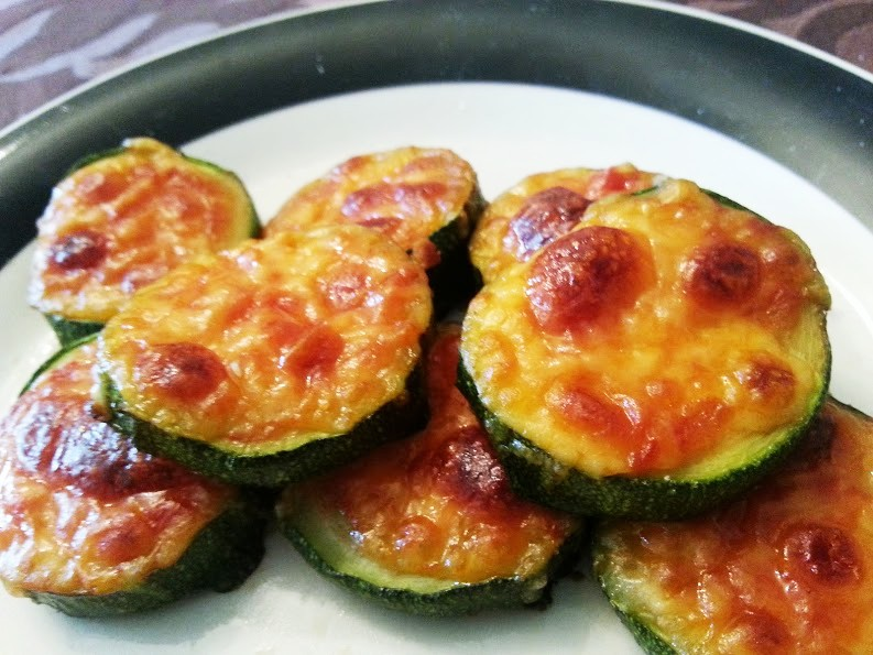 Zucchini Pizza Bites Recipes — Dishmaps