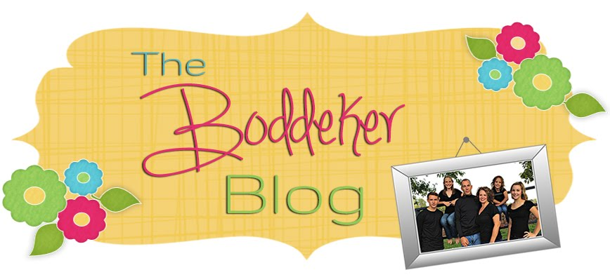 The Boddeker Blog