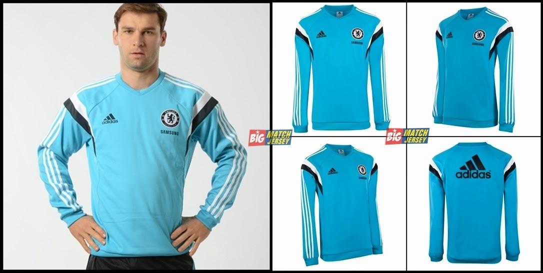 Sweater Branislav Ivanovic Chelsea 2014-15