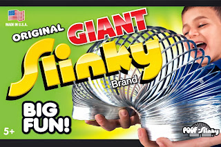 Bringing Back My Childhood With A Giant Slinky