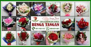 Bunga Tangan