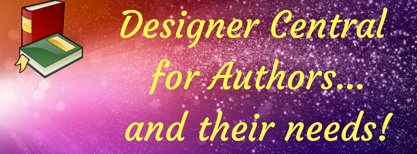 Designer Central for Authors...and their needs!