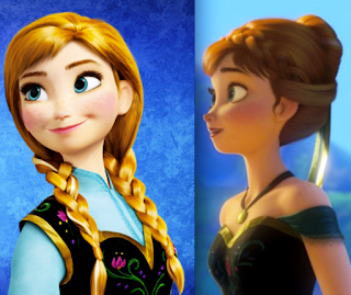 Gambar Anna Frozen download gratis