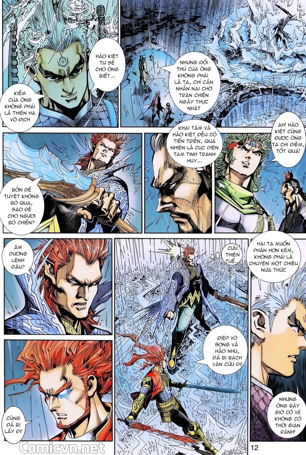 Thần binh huyền kỳ 3 - 3.5 tập 146 - 10