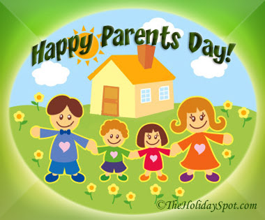Happy Parent's Day WhatsApp Message Facebook Status, SMS