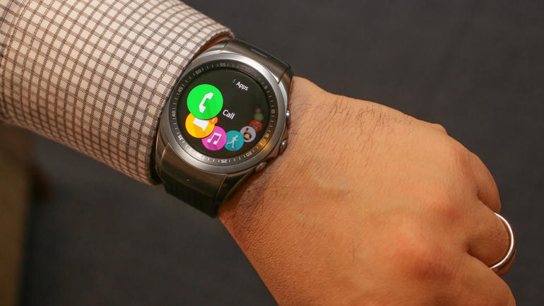 LG Android Smart watch Urbane 2 with LTE