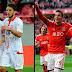 Sevilla y Benfica juegan hoy la final de la Europa League.