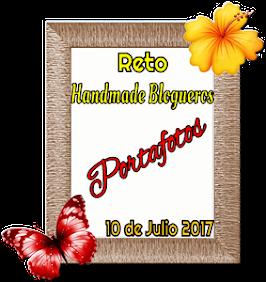 Reto Handmade Blogueros