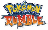 pok%C3%A9mon rumble logo Pokémon Rumble U (Wii U)   Promotional Figure Details + Pokémon Mystery Dungeon: Gates to Infinity (3DS)   Passwords