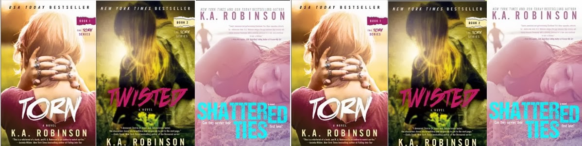 Author K.A. Robinson's Blog