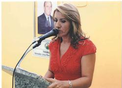 Vereadora Maria Helena Gentil