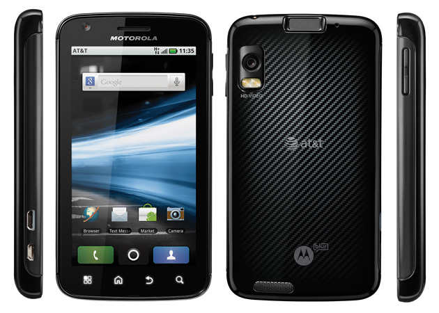 xlarge Motorola Atrix Best Android Phones Of 2011 So Far [PHOTOS]
