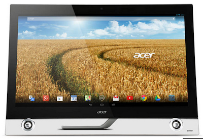 Acer TA272 HUL All-In-One Machine with NVidia Tegra