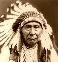 Chief Joseph (Hin-mah-too-yah-lat-kekt), of the Nez Perce
