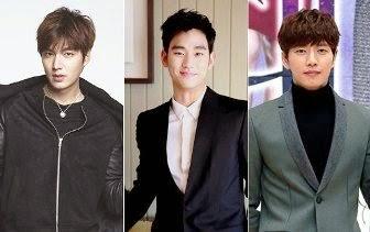 Cara Lee Min Ho, Kim Soo Hyun, dan Park Hae Jin Membalas Cinta Penggemarnya