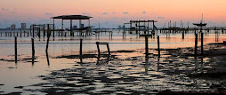 Santa Rosa Sound - Low Tide