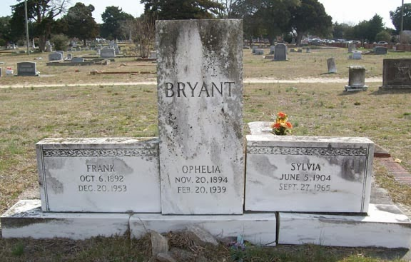 52 Ancestors:  Week #5 --Great Grandfather Frank Linwood Bryant --Morehead City
