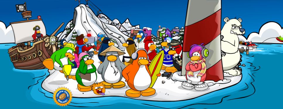 Giochi con pinguini