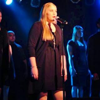 singing in show choir
