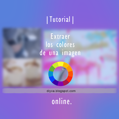 Extraer colores online