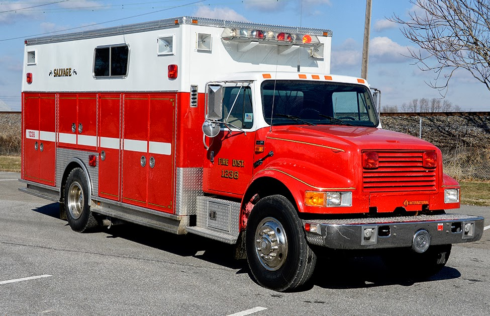 Used Fire Trucks : Fire line equipment used trucks for sale inventory