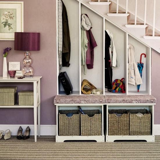 Como aprovechar hueco escalera decorar tu casa es for Como aprovechar el hueco de una escalera